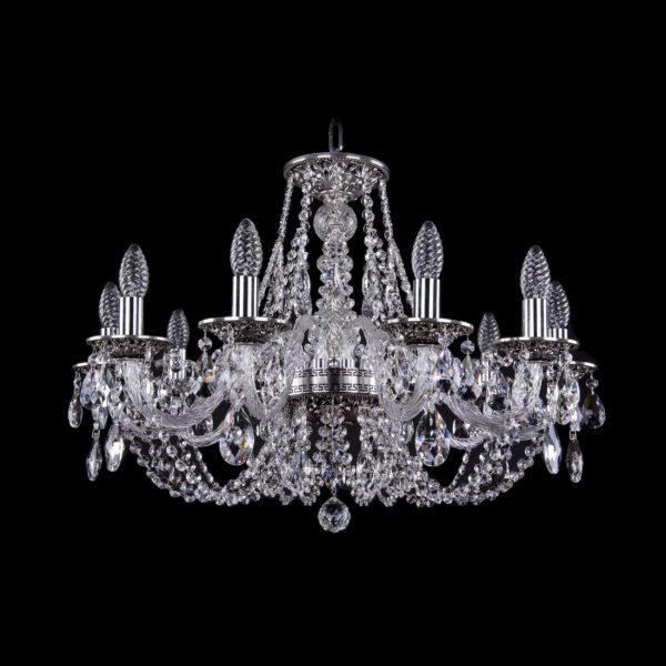 c87d34223c1540ef64d1fd0a2d7f348e 600x600 - Люстра подвесная Bohemia Ivele Crystal 1606/10/240 NB