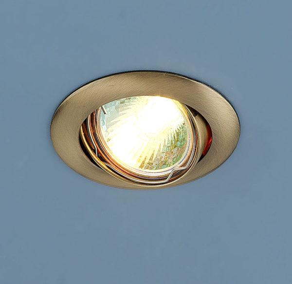 c89f9ceaa5f4c76fe2036a08ad69ac53 600x583 - встр. точечный светильник Elektrostandard 104S бронза
