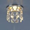 c967502642e2e6ed2a2d1ffe7337e453 100x100 - встр. точечный светильник Elektrostandard 2055 хром/прозр.