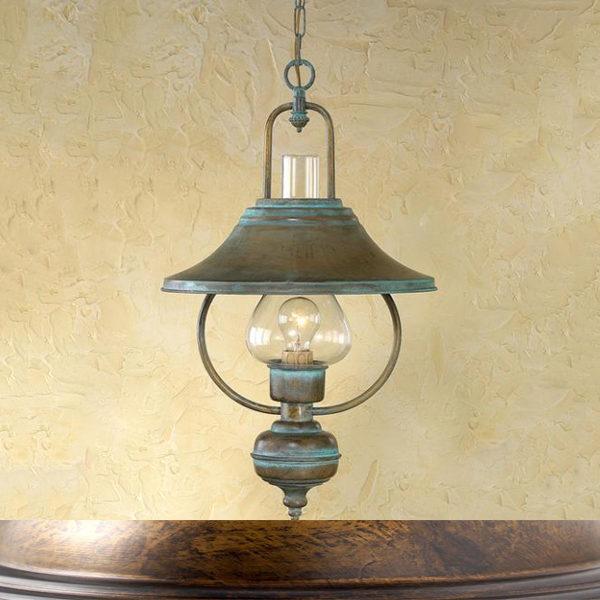 cc6d9959bd42a941bf9d81d3600768a9 600x600 - Подвесной светильник Lustrarte 214-0689 терра/мат. стекло