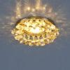 ce93b33803745221fab1a1467c31c558 100x100 - встр. точечный светильник Elektrostandard 206 золото/тон./прозр.