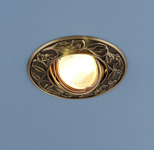 cef0e76d90b0fae24a339665b21d87cd 600x583 - встр. точечный светильник Elektrostandard 711 бронза