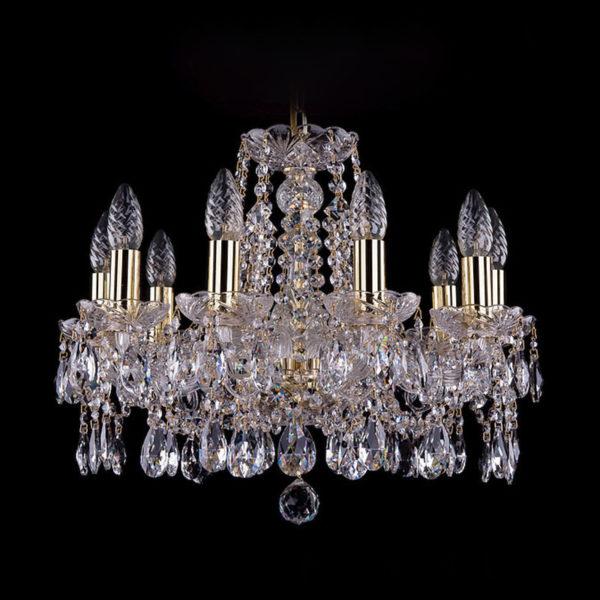 d139d1cff5f1c5ee6ec28fe2b672f2ca 600x600 - Люстра подвесная Bohemia Ivele Crystal 1413/10/165 G