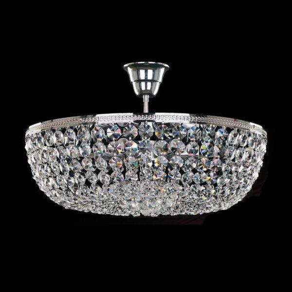 d2677076eca7e6c3308447a7ea37608e 600x600 - Люстра потолочная Bohemia Ivele Crystal 1928/45Z Ni