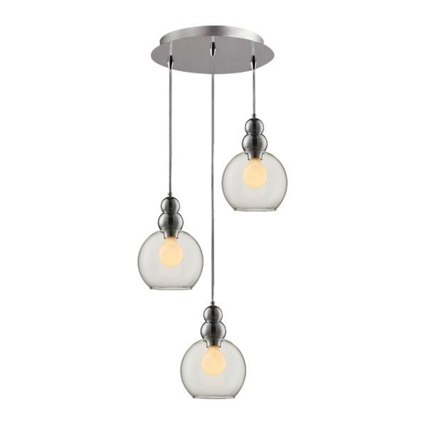 d4fc291184ffa4ba055788402adc6117 600x600 - Подвесной светильник Vestini MD1632-3B Transparent