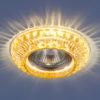 d930e71dcd1c60bb68835a6e464a8213 100x100 - встр. точечный светильник Elektrostandard 7247 MR16 GC тон.