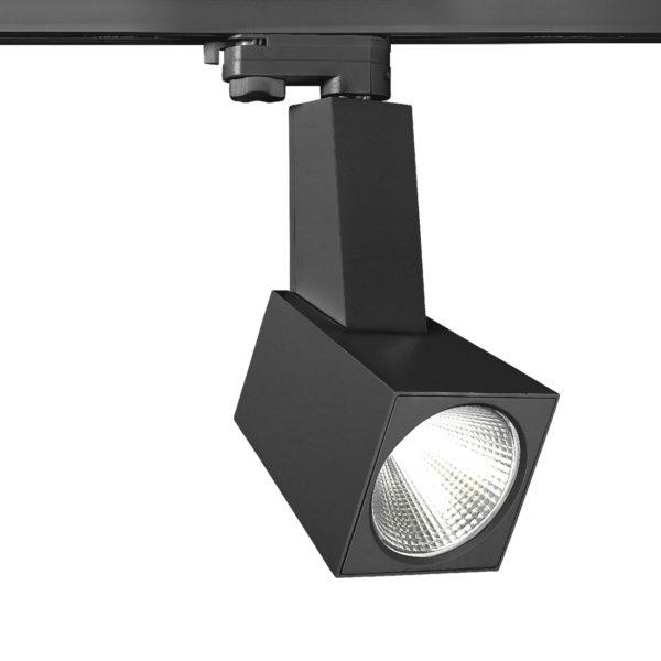 dd1c0f5340c2ec37b1b64710ec71f346 600x600 - Трековый светильник Elektrostandard Perfect Черный 38W 4200K (LTB14)