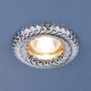 ddaddf29bbc1e07022a16867017e6653 100x100 - встр. точечный светильник Elektrostandard 7001 белый/серебро