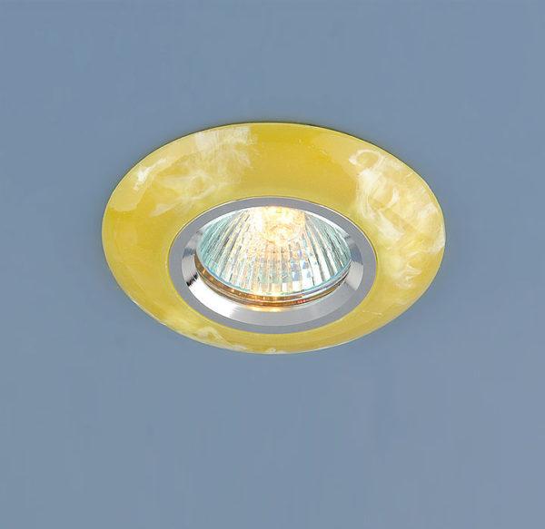 df359437f45f95475480e991dcb3d6d5 600x583 - встр. точечный светильник Elektrostandard 6061 желтый