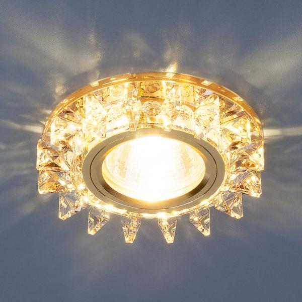 e5c26fac9243a65bd274ad22a6f8d84f 600x600 - встр. точечный светильник Elektrostandard 6037 зеркальный/золото