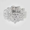 eaf4aed0cff880bf995abcfdf4173a06 100x100 - Потолочный светильник Eurosvet 16017/6 хром