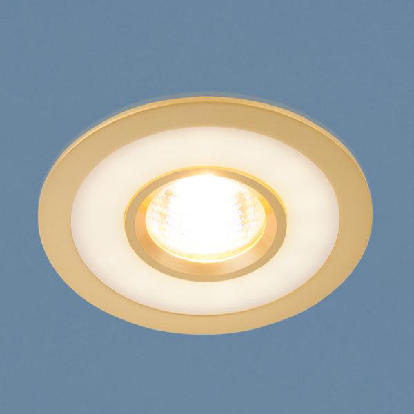 ecaac3973817e4f4cfea5be5ecd9267d 600x600 - встр. точечный светильник Elektrostandard 1052 золото