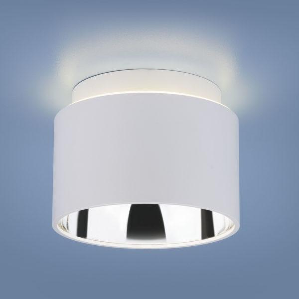 efa30a1f8f5b83fbb462685b2aa53f57 600x600 - Накладной точечный светильник Elektrostandard 1069 GX53 WH белый мат.