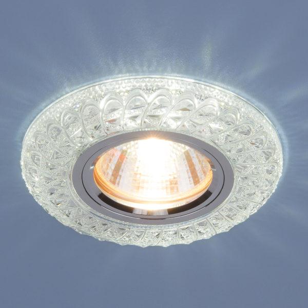 f08e685266d8efb2f4954efa11b5c70d 600x600 - встр. точечный светильник Elektrostandard 2180 прозр.