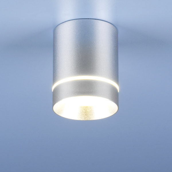 f12ff5a8afd1fbcb8999fc8444573872 600x600 - Накладной точечный светильник Elektrostandard DLR021 9W 4200K хром мат.
