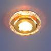 f37126576c59ebcf6cdb49c11a288340 100x100 - встр. точечный светильник Elektrostandard 1056 зеркальный/золото