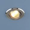 fc20335d83754a1e8c5f99d34f7c6f3f 100x100 - встр. точечный светильник Elektrostandard 611A серебро блеск/хром