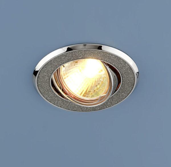 fc20335d83754a1e8c5f99d34f7c6f3f 600x583 - встр. точечный светильник Elektrostandard 611A серебро блеск/хром