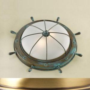 fd5ccbac09a13e1fe8a01fa20886ae52 300x300 - Настенно-потолочный светильник Lustrarte 689/38-0622 мат. латунь/мат. стекло