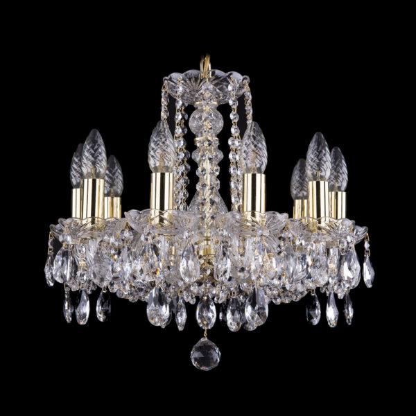 fd5d9d444d127af91bc8c78fc9a23b0d 600x600 - Люстра подвесная Bohemia Ivele Crystal 1402/10/141 G