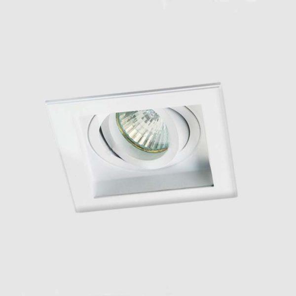 fd95efe702485392968fb6367562688f 600x599 - встр. точечный светильник Megalight BM-8009/1WW