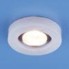 fe040010a088b1432ac9a4cfa5fb0765 100x100 - встр. точечный светильник Elektrostandard 6062 MR16 WH белый