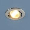 fe98a442472da8e4d3838931ecfee92a 100x100 - встр. точечный светильник Elektrostandard 104S хром