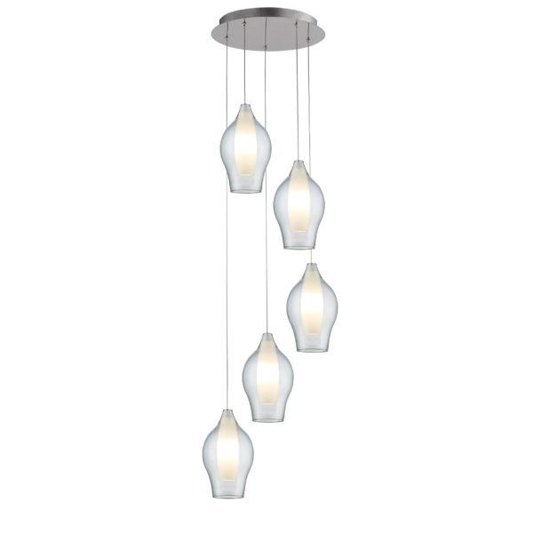 193f616dafec340aec868f103103224f 600x600 - Подвесной светильник Vestini MD1506-5B Transparent