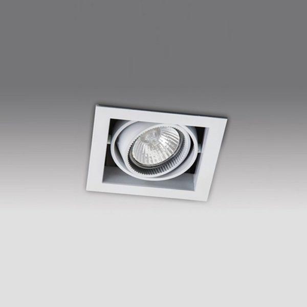 2e96580d7b79496a63200c89cb66d3b9 600x600 - встр. точечный светильник Megalight XF001L white