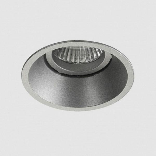 52c90f88e0be387e89076faf75bc72f2 600x600 - встр. точечный светильник Megalight MR16DH silver