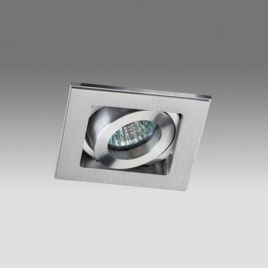 8a1df7200c0c155fe12d21ee92e5c7eb - встр. точечный светильник ITALLINE QANA 1S alu