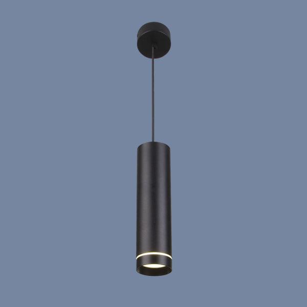 9ac09e58db4e6cf32b309ea3ed46fc0b 600x600 - Подвесной светильник Elektrostandard DLR023 12W 4200K черный мат.