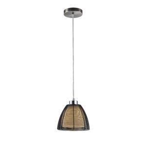 a20ba2575000a2719ec44c0f6e122bcd 300x300 - Подвесной светильник Vestini MD9023-1S Black