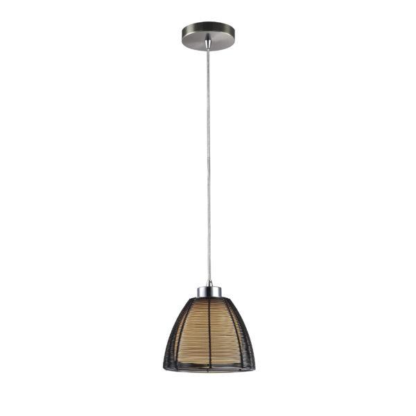 a20ba2575000a2719ec44c0f6e122bcd 600x600 - Подвесной светильник Vestini MD9023-1S Black
