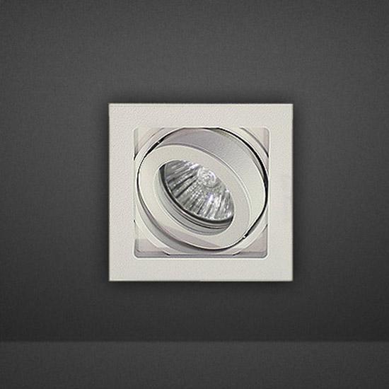 a62782d57824ec64feebfd2f66959a43 - встр. точечный светильник ITALLINE QANA 1L white
