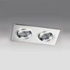 b92a35efb53018c77342c9c4396e456b 100x100 - встр. точечный светильник Megalight SAG203-4 silver/silver