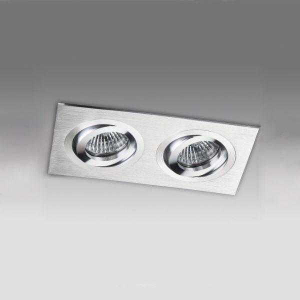 b92a35efb53018c77342c9c4396e456b 600x600 - встр. точечный светильник Megalight SAG203-4 silver/silver