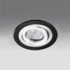 e8ce290587a110f30857b21e92d6fe9d 100x100 - встр. точечный светильник Megalight SAC021D-4 black/silver
