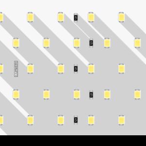 02edc2aac04ba42ffd8d311dfee3d674 300x300 - Лента светодиодная LUX, 2835, 350 LED/м, 31 Вт/м, 24В, IP33, Теп.белый (3000K)