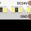 03ee8321bdd1fec382a9a0d2b0ed8132 100x100 - Лента светодиодная LUX, 2216, 300 LED/м, 20 Вт/м, 24В, IP33, Теп.белый (3000K)