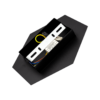 05382e67c3dde041951814e88ee15752 100x100 - Бра декоративное PALMIRA, черный, 3Вт, 3000K, IP20, GW-1101-1-3-BL-WW
