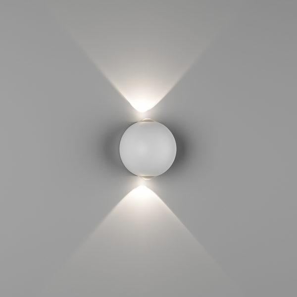 05a89f1313d836207e9f4b00e8160bd2 600x600 - Настенный светильник SFERA-SBL, белый, 6Вт, 3000K, IP54, GW-A161-2-6-WH-WW