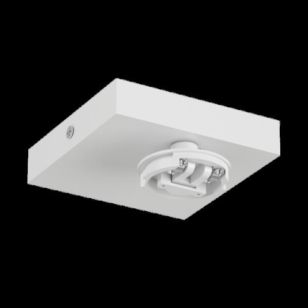 0b837f2d83600c8f9519a0f9f0840d7f 600x600 - Крепление сменное М11 для светильников MINI VILLY, настенное поворот. наклад., цвет белый