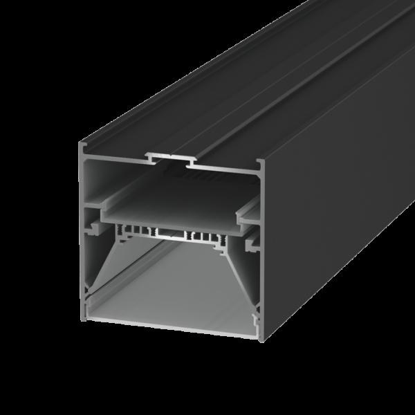 0bf6d77e8bcc1c4d4074ad320d0cdb74 600x600 - Подвеснойвстр./накладной алюминиевый профиль L9086, черный