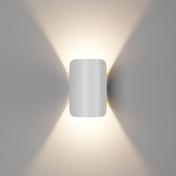15a5879df5ad159be7f4679a24e57d25 600x600 - Настенный светильник VENTURA, мат. белый, 6Вт, 3000K, IP54, GW-A108-6-WH-WW