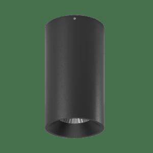 19eda41c69edcfdc0e8dc8665a828952 300x300 - Светильник VILLY SHORT укороченный, потолочный накладной, 15Вт, 3000K, черный
