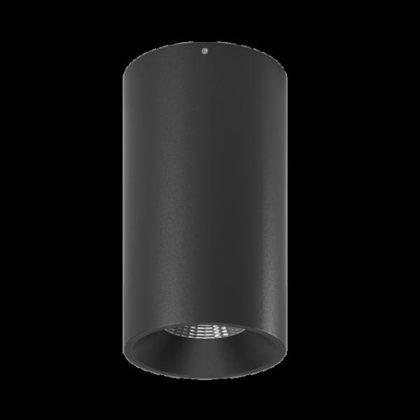 19eda41c69edcfdc0e8dc8665a828952 600x600 - Светильник VILLY SHORT укороченный, потолочный накладной, 15Вт, 3000K, черный