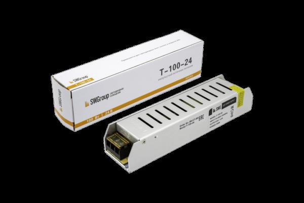 1bd290d41737f02f29154a4cc849e993 600x400 - Блок питания компактный (узкий), 100 W, 24V