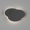 267abf98d3c1024720d3132cbc3ee8d9 100x100 - Настенный светильник O-SHADE, черный, 12Вт, 3000K, IP20, GW-6809R-12-BL-WW
