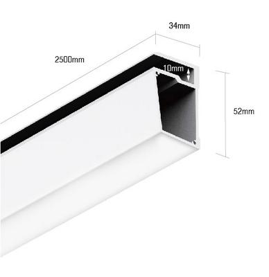 2f1c649edd87be623c557b5ab27addde - Алюминиевый профиль для стеклянных полок PS.3452